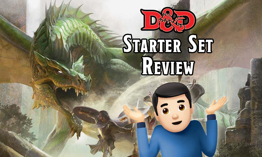 D&D dnd starter set review