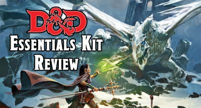 D&D Essentials Kit Review