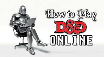 How to Play D&D Online