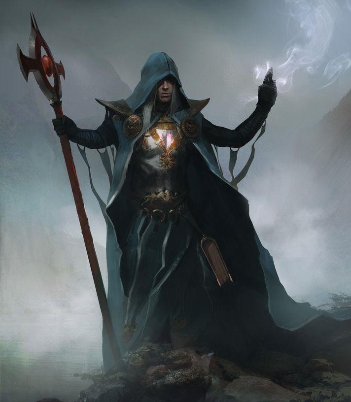 Dnd 5e Cleric Evil Domain Dmg