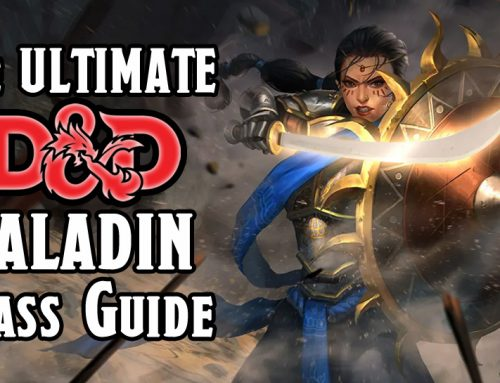 The Ultimate D&D 5E Paladin Class Guide (2021)