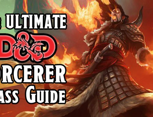 The Ultimate D&D 5E Sorcerer Class Guide (2021)