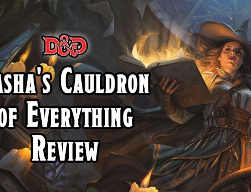 Tasha's Cauldron of Everything Review