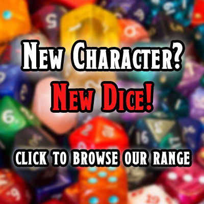 Browse our dice range