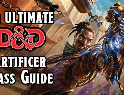 The Ultimate D&D 5E Artificer Class Guide (2021)